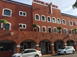 A picture of the hotel: Hotel el Mayo