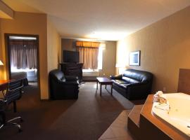 Hotel Photo: Lakeview Inns & Suites - Fort Nelson