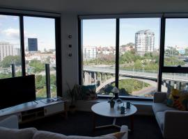 A picture of the hotel: City Heights - Auckland City Apartment