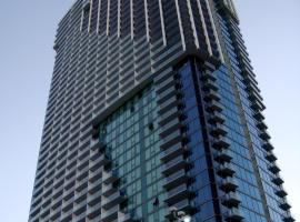 A picture of the hotel: Condo at Palms Place