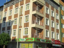 Hotel photo: Hotel Yesil Artvin