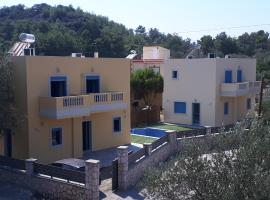 A picture of the hotel: Lindos Luxury Retro Villas