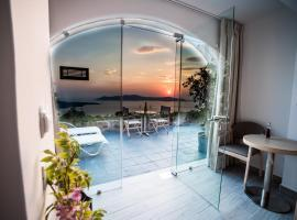 A picture of the hotel: Kratiras View Luxury Suites