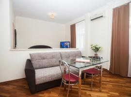 A picture of the hotel: Kvart Boutique Petrovskiy