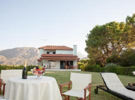 Hotel Photo: Eliki Villa Plage privee