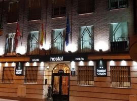 Hotel foto: Hostal Colon
