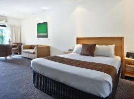 Hotel photo: BEST WESTERN Geelong Motor Inn & Serviced Apartments