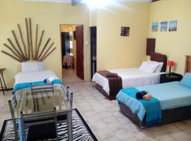 Hotel photo: De Plaas Guesthouse