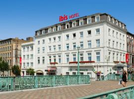 Hotel photo: ibis Charleroi Gare