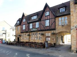 Hotel Photo: Half Moon by Marston's Inns