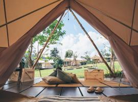 Hotel Photo: Campiness Camping and Farmsook