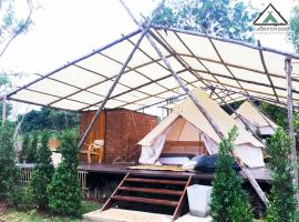 A picture of the hotel: Campiness Camping and Farmsook