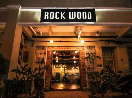 Rock Wood Hotel Sungai Petani Malaezia