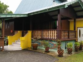 Hotel Photo: Malay Melaka Traditional House