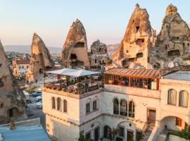 Hotel photo: Cappadocia Cave Land Hotel