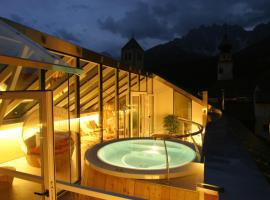 Hotel Cavallino Bianco - Weisses Roessl San Candido Italy