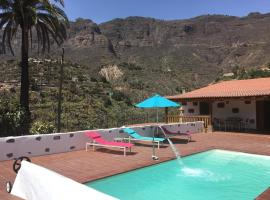 A picture of the hotel: Casa Rural Tadia