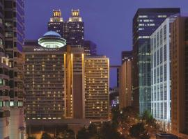 Hotel photo: Hyatt Regency Atlanta
