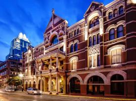 The Driskill – in the Unbound Collection by Hyatt Austin Forente Stater
