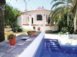 Holiday home Odin Albir إسبانيا