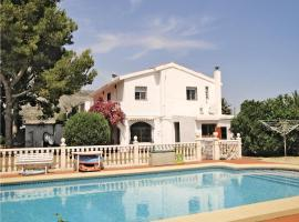 Hotel photo: Holiday home Partida Mollons