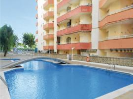 Hotel Photo: Two-Bedroom Apartment Pineda de Mar with Sea View 02