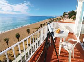 Hotel photo: Apartment Canet de Mar with Sea View II
