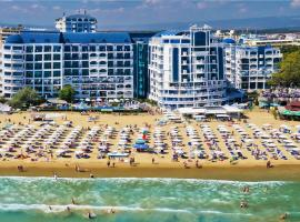 Chaika Beach & Spa Hotel Sunny Beach Bulgaria