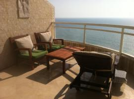Hotel Photo: Nitza Seaview Apartments