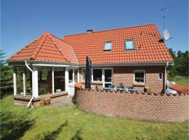 Hotel Photo: Four-Bedroom Holiday Home in Thisted