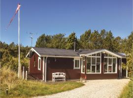 Hotel Photo: Holiday home Blåbærvej Thisted X