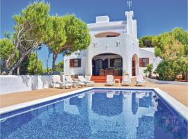 Hotel photo: Holiday Home Cala Morell with Sea View 08