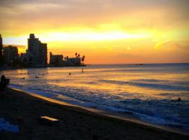 A picture of the hotel: Beach Apt Isla Verde