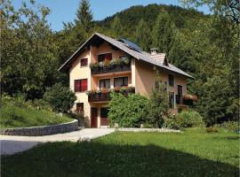Studio Apartment in Grahovo Grahovo Slovenia