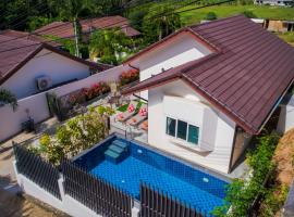 Private Pool Villa 2 Bedrooms Chalong  Thailand