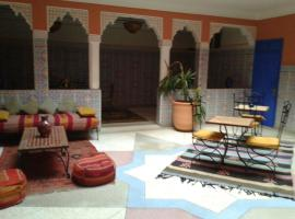 A picture of the hotel: Riad Si Amarra