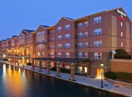 Residence Inn Indianapolis Downtown on the Canal Indianapolis United States