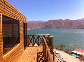 A picture of the hotel: Cabañas Puclaro, Embalse Puclaro