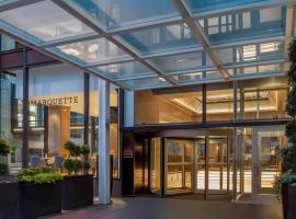 Hotel Photo: The Marquette Hotel, Curio Collection by Hilton