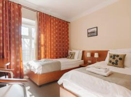 Roomp Pokrovka Moscow Russia