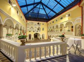 Hotel photo: Spa Hotel Schloss Weikersdorf