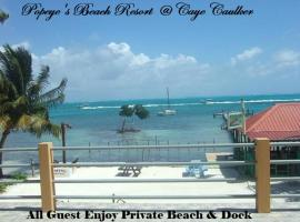 Hotel fotografie: Ocean Front Condos The Club at Caye Caulker