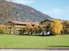 Hotel Photo: Apartment Inzell 01