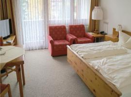 Hotel photo: Apartment Inzell 3