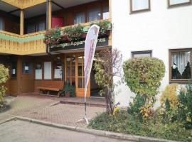 Hotel Photo: Apartment Inzell 11