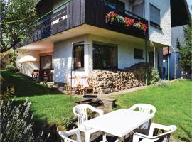 Hotel Photo: Apartment Weiskirchen - 06