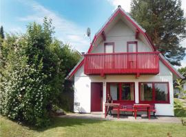 Hotel Photo: Three-Bedroom Holiday home Kirchheim with a Fireplace 09