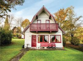 Hotel Photo: Three-Bedroom Holiday home Kirchheim/Hessen with a Fireplace 09