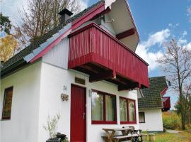 Hotel Photo: Three-Bedroom Holiday home Kirchheim with a Fireplace 05
