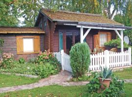 Hotel Photo: Holiday home Hohendorfer Chaussee Z